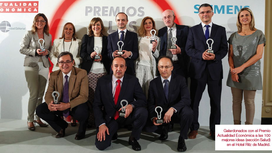 Premio Actualidad Económica Euroespes