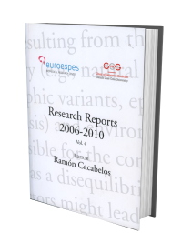 Research Reports Vol. 4 - Ramón Cacabelos