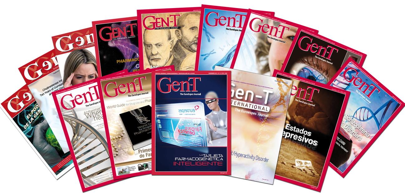 Lanzamiento revista Gen-T